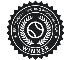 Best Junior Tennis Coaching Program NSW