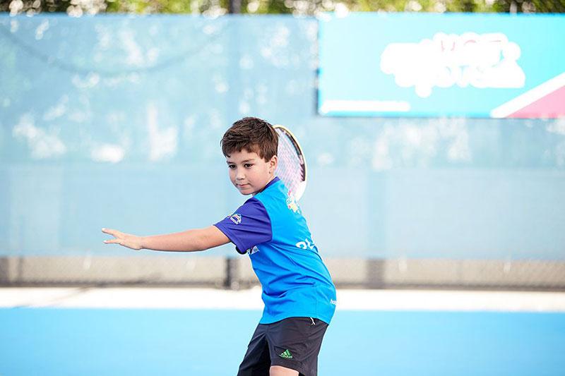 Children Tennis Coaching