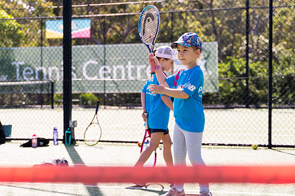 ANZ Hot Shots Tennis Lessons