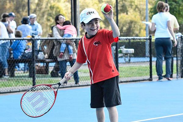 Red Ball Junior Hot Shots
