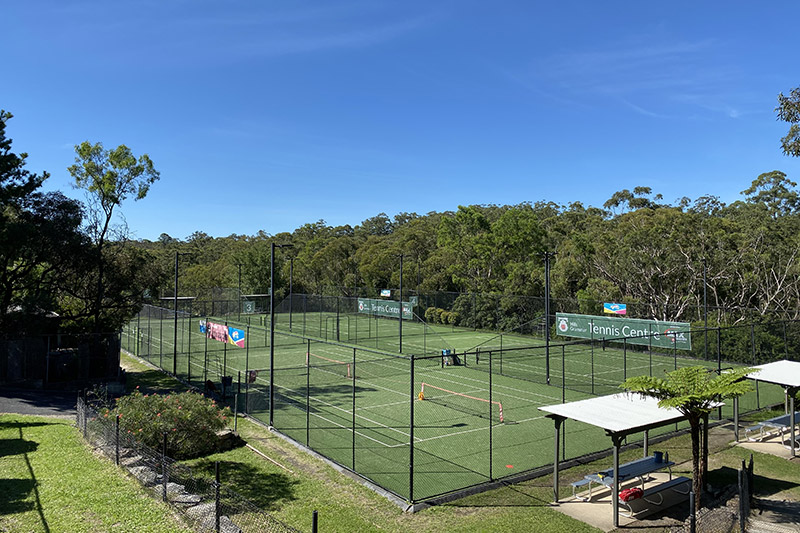The Hills Grammar Tennis Centre - Kenthurst